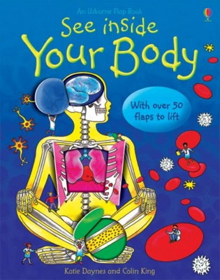 Usborne See Inside Your Body (Hardback Book)